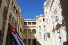 Museum der Revolution in Havana, Kuba Stockfotografie