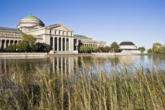 Museum der Wissenschaft und der Industrie Lizenzfreies Stockfoto