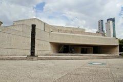 Museum der zeitgenössischen Kunst in Mexiko City stockfoto