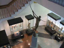 Museum der zeitgenössischer Kunst, Minsk, Weißrussland Stockbilder