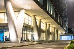 Museum der zeitgenössischer Kunst in Sao Paulo Stockbilder