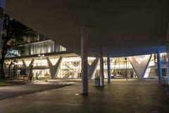 Museum der zeitgenössischer Kunst in Sao Paulo Stockfotografie