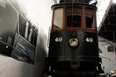 Museum des Elektroautos in Porto Lizenzfreies Stockbild