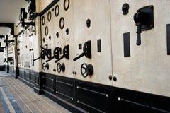 Museum des Elektroautos in Porto stockfotografie