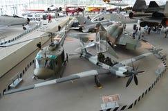 Museum des Fluges Seattle Stockbild