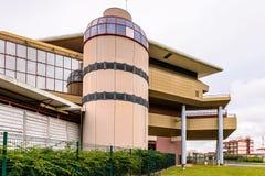 Museum des Raumes in Kourou, Französisch-Guayana stockfotos