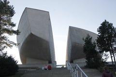 Museum des slowakischen nationalen Aufstiegs stockbild
