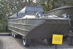 Museum des Zweiten Weltkrieges Lizenzfreies Stockfoto