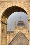 Museum Du Louvre Stock Image