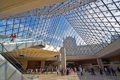 Museum Du Louvre, Francia, París Foto de archivo
