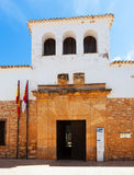 Museum of Dulcinea in El Toboso, Spain Royalty Free Stock Photo