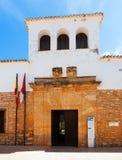 Museum of Dulcinea in El Toboso, Spain Royalty Free Stock Photo