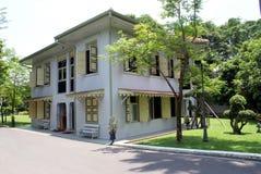 Museum in Dusit Palace garden, Bangkok, Thailand Stock Photos