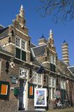 Museum of the Dutch Royal Military Police, Buren Royalty Free Stock Image