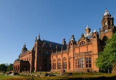 Museum en Kunst Galery, Glasgow Stock Afbeeldingen