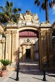 Museum entrance, Mdina. Stock Photography