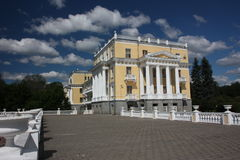 Museum-estate Arkhangelskoe. The sanatorium. Royalty Free Stock Images