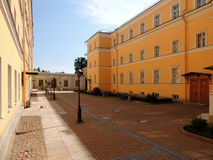 Museum-estate of poet Derzhavin, St. Petersburg Royalty Free Stock Photo