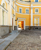 Museum-estate of poet Derzhavin, St. Petersburg Royalty Free Stock Photos