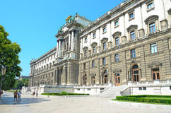 Museum of Ethnology in Vienna, Austria. Royalty Free Stock Photography