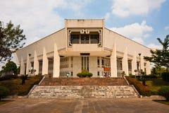 museum för chihominh Royaltyfria Bilder