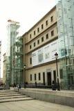 Museum för drottning SofÃa i Madrid, Spanien Royaltyfri Foto