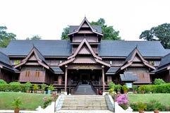 Museum för Malacca sultanatslott Arkivfoton