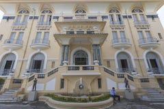 museum för minh för chistadsho Arkivfoto