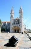 museum för mosteiro för DOS-jeronimoslisbon marina royaltyfria bilder