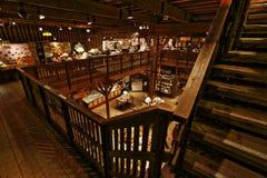 Museum för Otaru musikask Royaltyfria Bilder