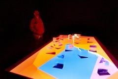 museum för monument för millenium för konstporslin digitalt Royaltyfria Bilder