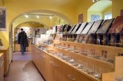 Franz Kafka Museum in Prague Stock Photography