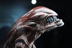 Alien vs predator stock image