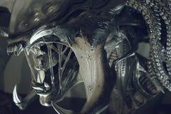 Alien vs predator stock images