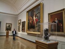 Museum of Fine Arts, Boston Royalty Free Stock Photos