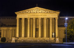 Museum of Fine Arts in Budapest Stock Photo