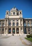 Museum of fine arts, Vienna Stock Photos
