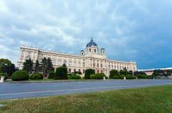 Museum of Fine Arts, Vienna Stock Image