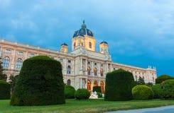 Museum of Fine Arts, Vienna Royalty Free Stock Image