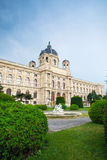 Museum of Fine Arts Vienna, Austria Stock Photo