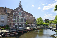 Museum Flehite in city of Amersfoort. Stock Photography