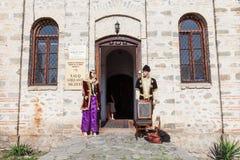 Museum of Folk and Applied Arts, Sheki, Azerbaijan Royalty Free Stock Image