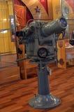 Museum of former Soviet anti-ballistic missile testing range Sary Shagan. Royalty Free Stock Photography