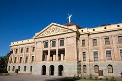 Museum för byggnad för Arizona tillståndsKapitolium Royaltyfria Bilder