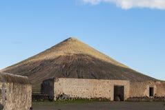 Museum on Fuerteventura Stock Image