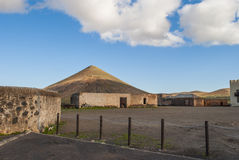 Museum on Fuerteventura Royalty Free Stock Images
