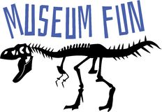 Museum Fun Royalty Free Stock Images