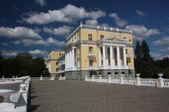 Museum-gods Arkhangelskoe. Sanatoriumen. Royaltyfria Bilder