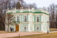 Museum-godset Kuskovo fotografering för bildbyråer