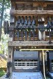 Museum of the gold mine  Rosia Montana, Apuseni Mountains, Transylvania Royalty Free Stock Photos
